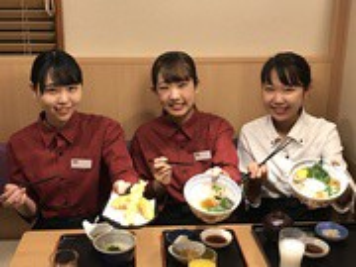 夢庵 前橋広瀬店<130180>のアルバイト・バイト・パート求人情報詳細