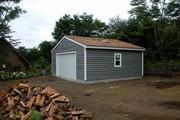自社製品の木造ガレージの施工・組立を行って頂きます。