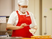 【新規オープン】ブランクある方も大歓迎!社員食堂での調理補助のお仕事☆