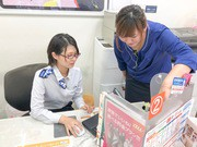 ドコモ 亀有駅(株式会社アロネット)のアルバイト・バイト・パート求人情報詳細