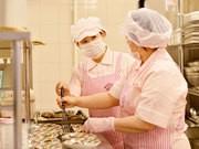 介護施設での調理補助★主婦(夫)多数活躍中!家事経験が活かせます!