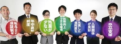 株式会社FAIR NEXT INNOVATION プログラマ(横浜駅)のイメージ
