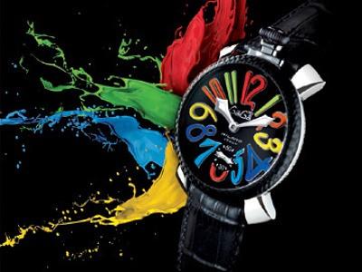 イタリア時計ブランド『GaGa MILANO』