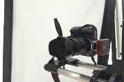 このようなカメラで撮影しています