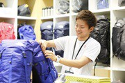 THE NORTH FACE 藤井大丸店のアルバイト・バイト・パート求人情報詳細
