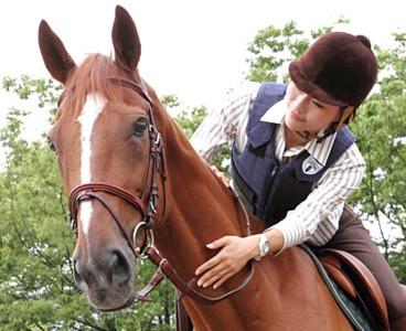 日本最大の乗馬クラブクレイングループで安心