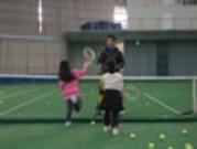 ジュニアテニススクールコーチ大募集!!