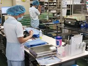 [契]【武蔵境駅】武蔵野赤十字病院で医療器具をキレイにする仕事!