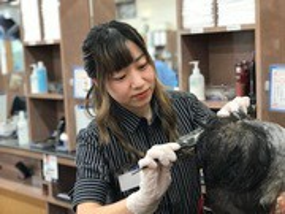 理容プラージュ 道頓堀店(AP)のアルバイト・バイト・パート求人情報詳細