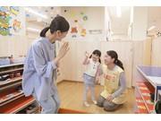 保育料は月1万円~!しかも職場の近くにあるので便利