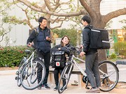 TVCMで話題★単発OK!デリバリーアプリ「menu」配達パート...