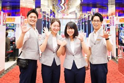 メッセ竹の塚店 パチンコホールスタッフのイメージ