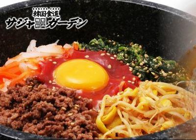 韓国食道 サジャガーデン大通地下街店(キッチンスタッフ)のイメージ