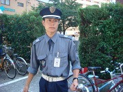 株式会社パトロールサービス 施設警備 品川区旗の台エリア  日勤の求人画像