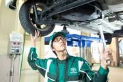 鹿児島トヨペット株式会社 西千石店(自動車整備士)のアルバイト・バイト・パート求人情報詳細