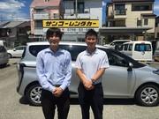 《40~50代スタッフ活躍中》【レンタカー受付・洗車・回送】を募集!