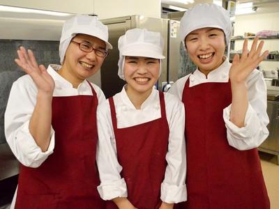 <主に調理業務全般のサポートをお任せ!>