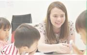未経験歓迎★こども英会話教室で外国人講師のレッスンパートナー募集!
